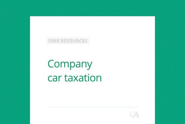 Company Car Taxation