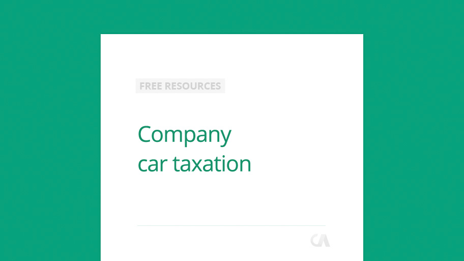 Company Car Taxation