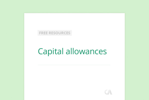 Capital-allowances
