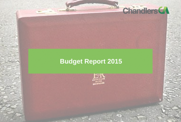 Budget Report 2015