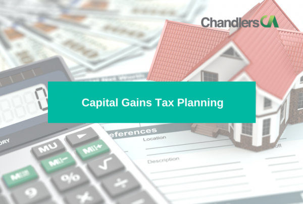 guide to capital gains tax planning