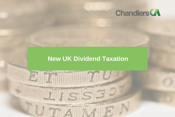 New UK Dividend Taxation for 2016 and beyond
