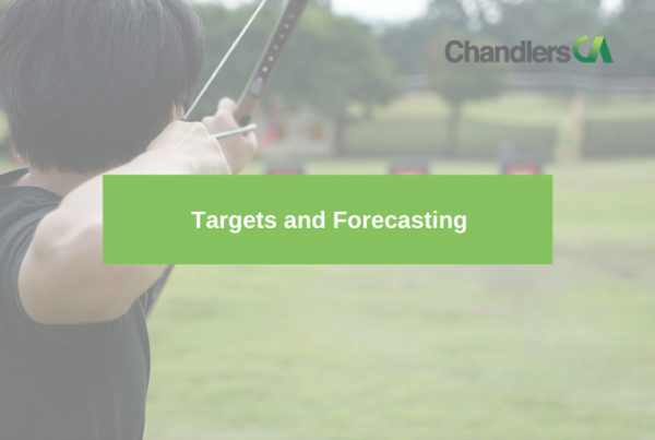 Guide to setting financial targets and forecasting