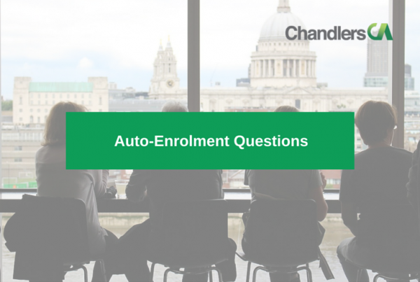 Questions and answers about auto-enrolment