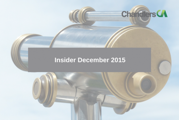 Tax Insider report for December 2015