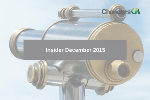 Tax Insider report for December 2015