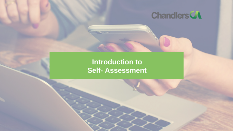 Introduction to self-assessment tax returns