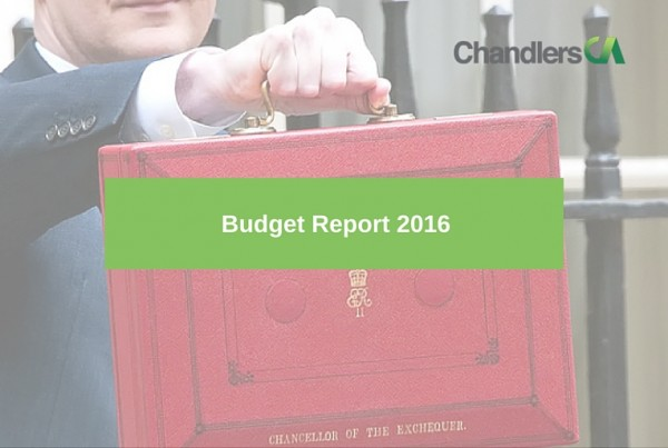 Image to go with PDF summary of the UK Chancellors Budget Report 2016