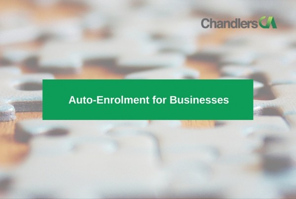 Guide to auto-enrolment for businesses