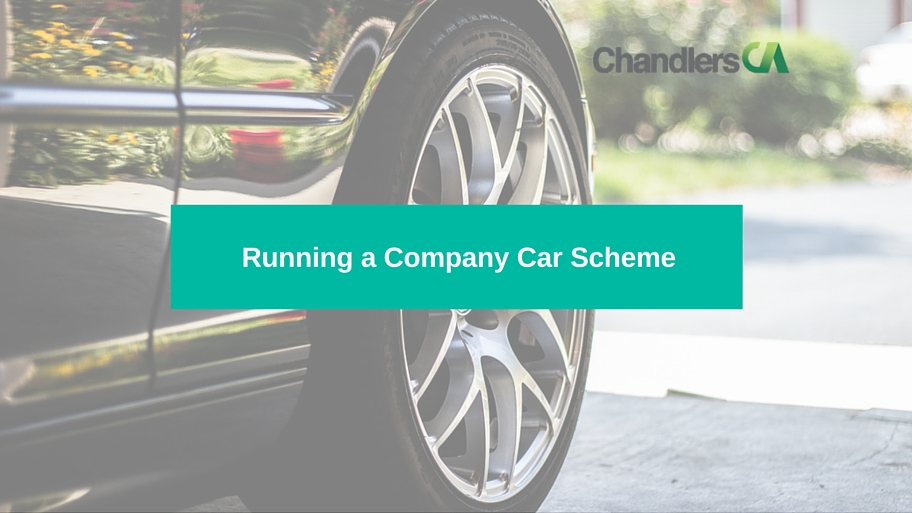 Guide to setting up and running a company car scheme