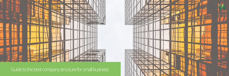 Company structure for small business