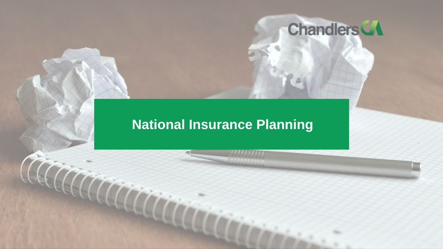 Guide to National Insurance planning