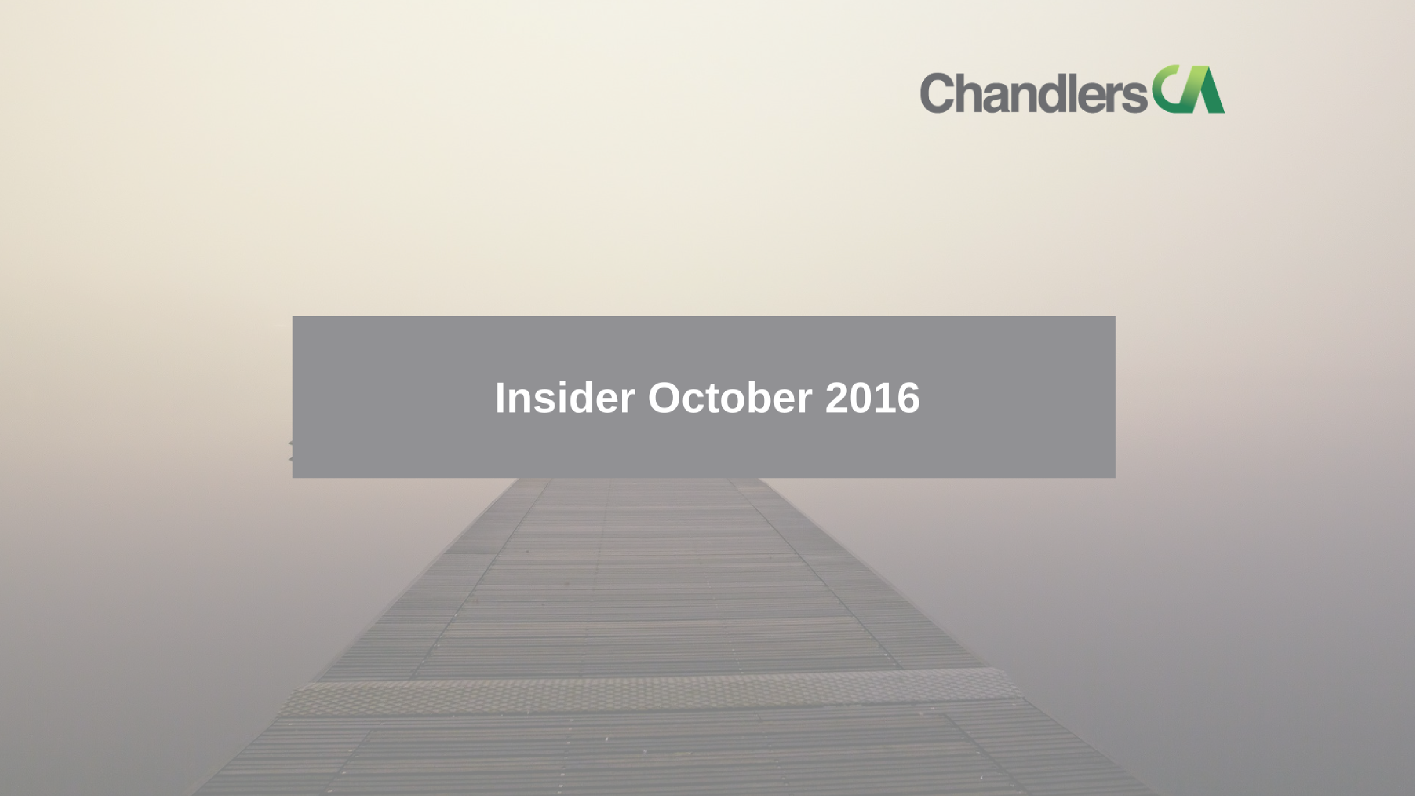 Tax Insider Guide October 2016