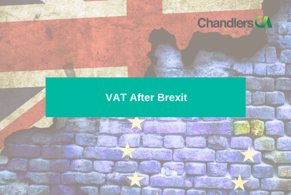 VAT after Brexit