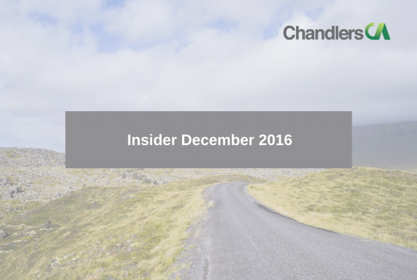Tax insider guide for December 2016