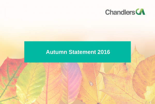 Report on the autumn statement 2016