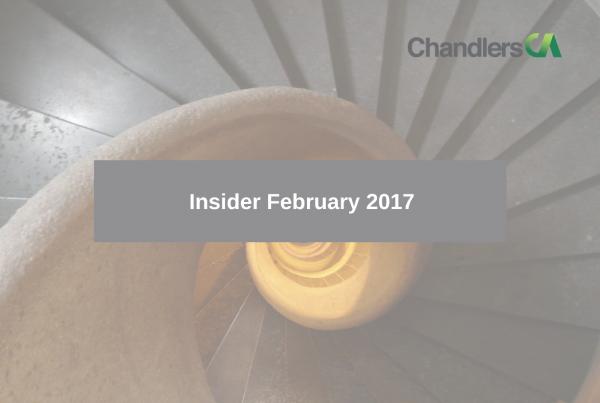 Tax Insider February 2017