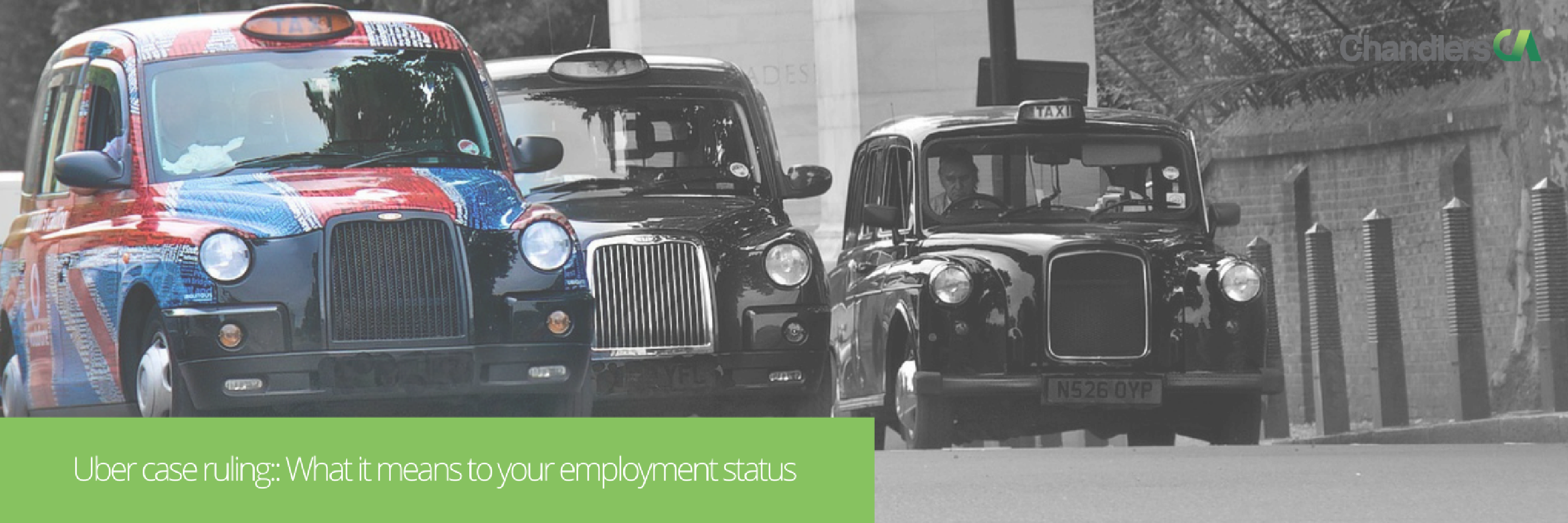 Uber ruling and your employment status