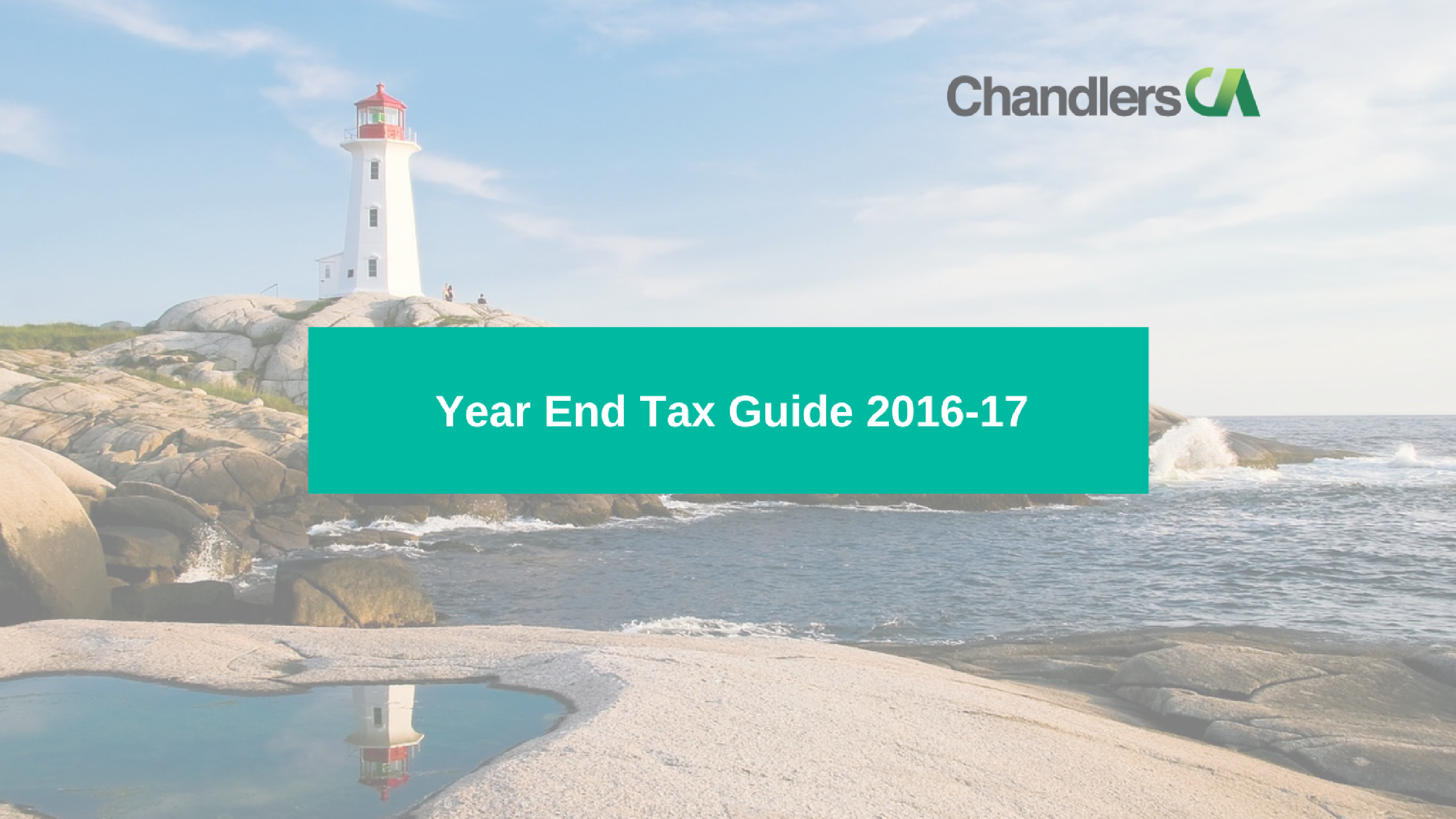 Year end tax guide 2016-17