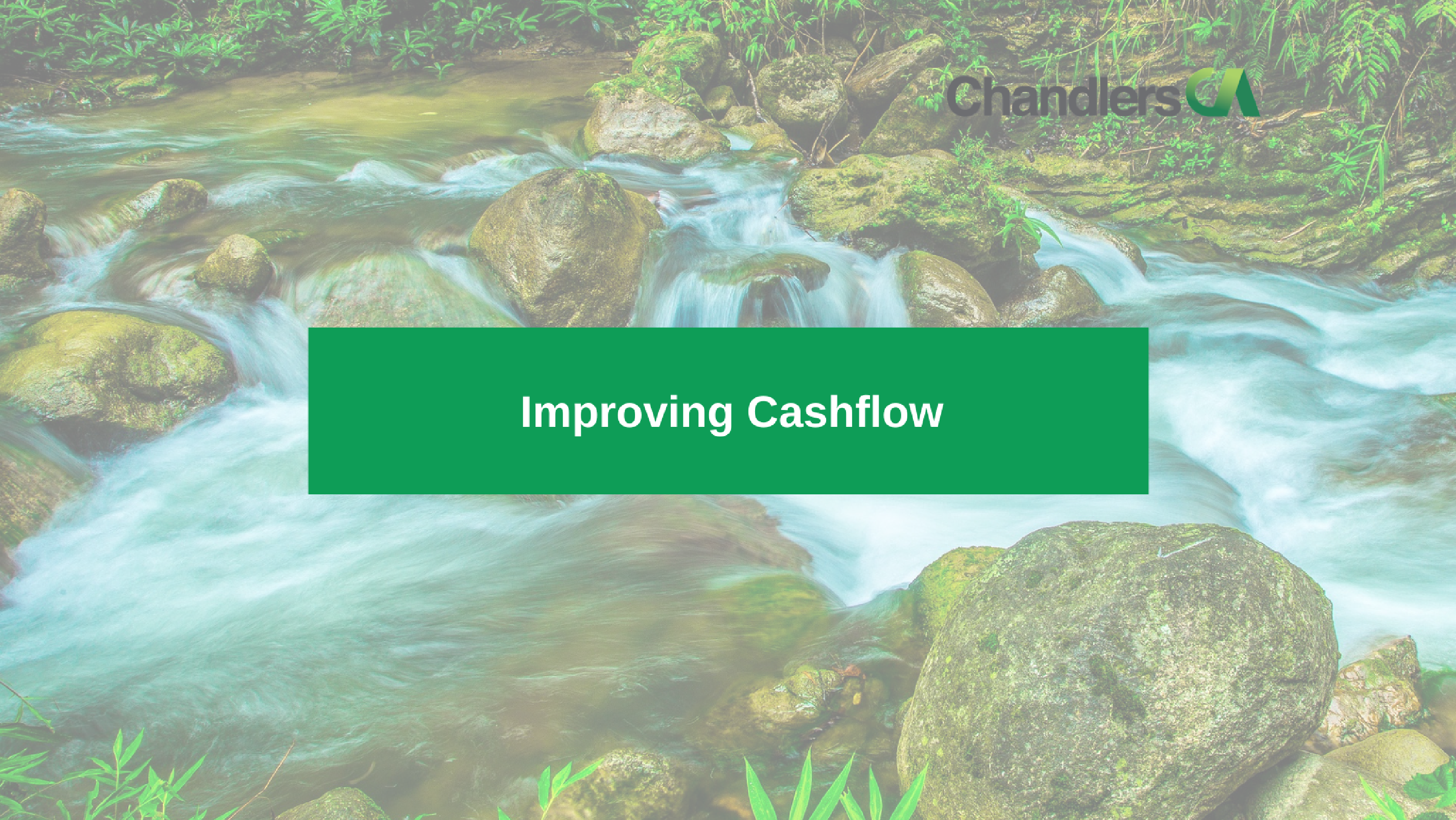 Guide to improving cashflow for a business