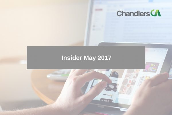 Tax insider guide for May 2017