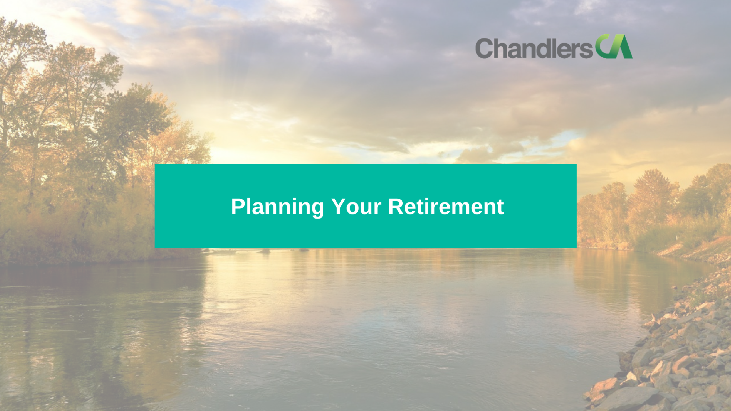 Guide to planning your retirement