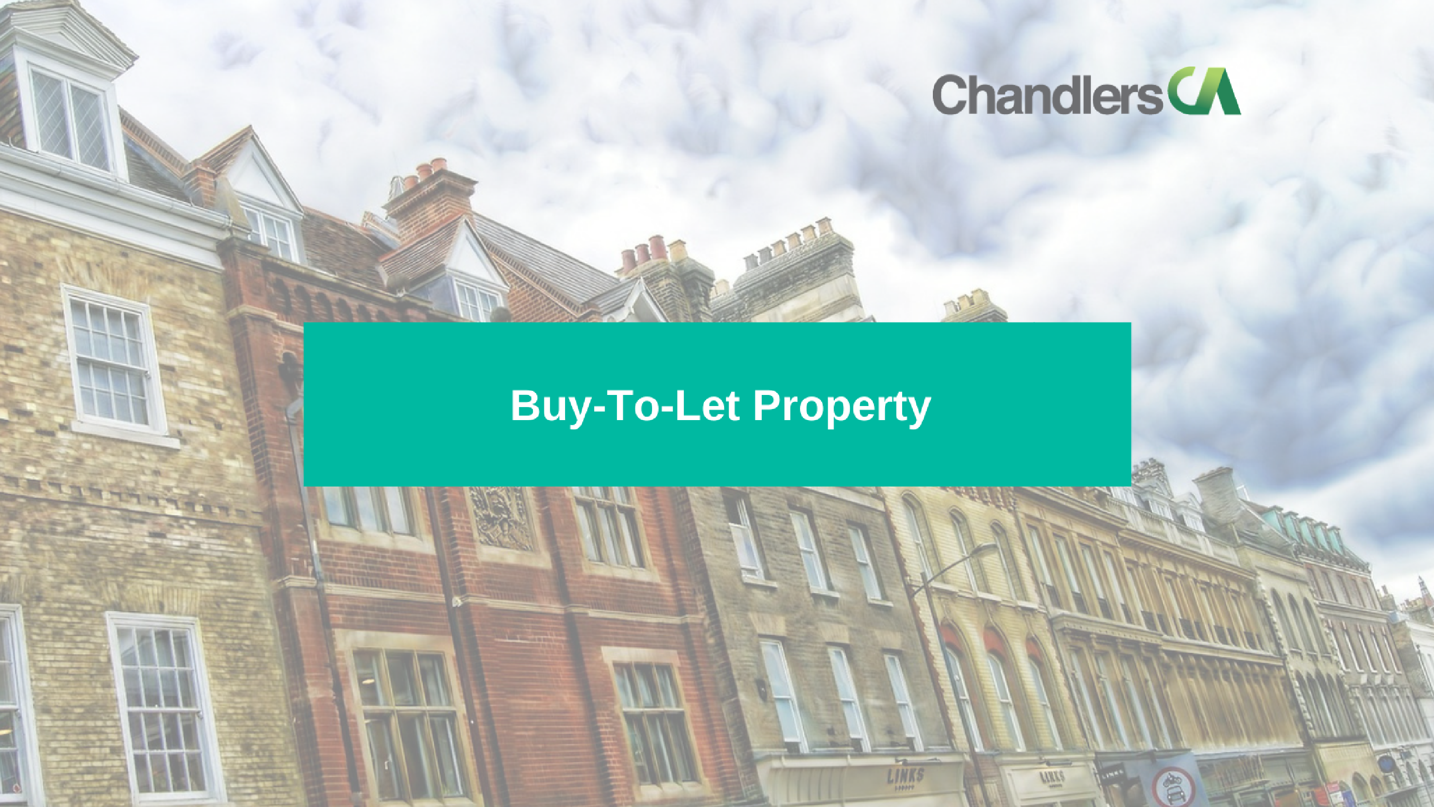 Buy to let property tax guide