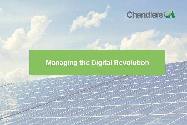 Guide to managing the digital revolution for UK tax