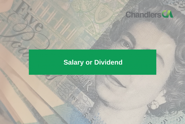 Guide to choosing which is best - Salary or dividend