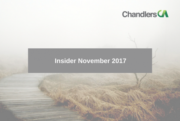 Tax Insider Guide for November 2017