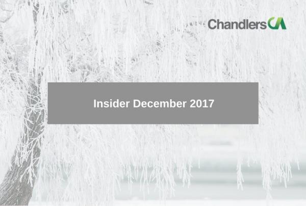 Tax Insider Guide for December 17