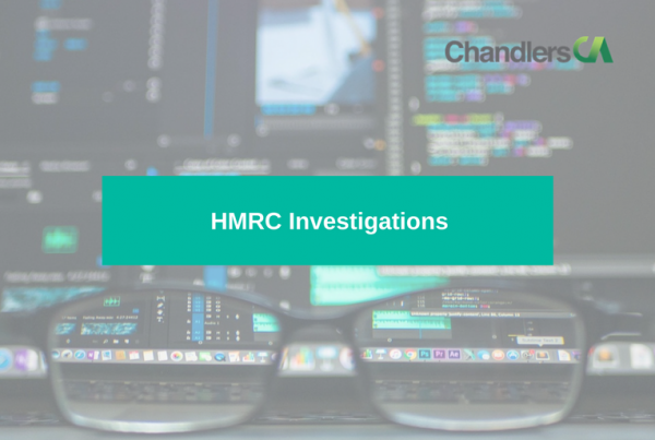 Advice on HMRC investigations