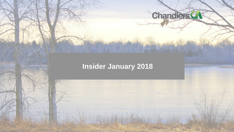 Tax Insider guide for January 2018