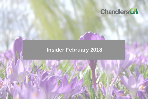 Tax Insider guide for February 2018