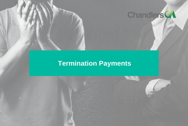 Guide to taxation of Termination payments