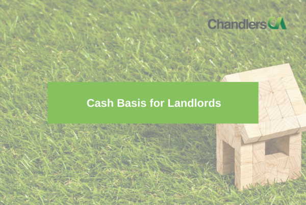 Guide to Cash basis for landlords