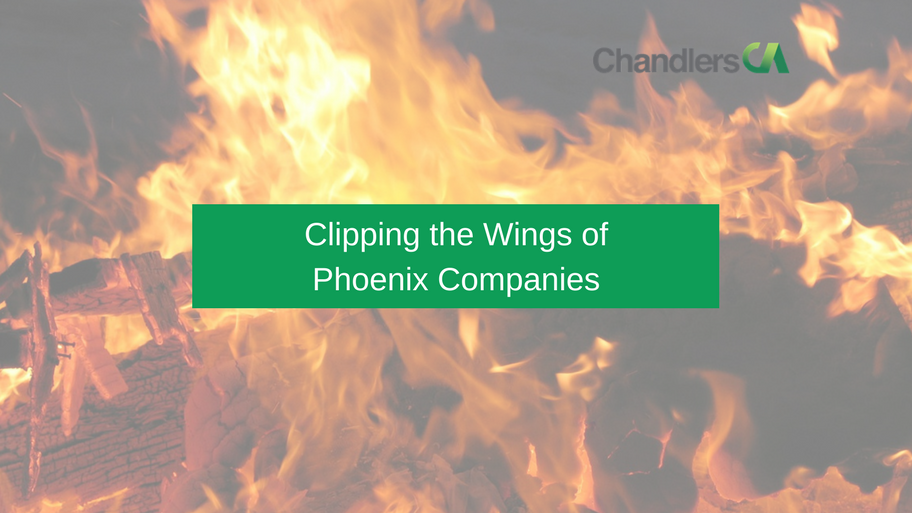 Phoenixing - clipping the wings of phoenix companies