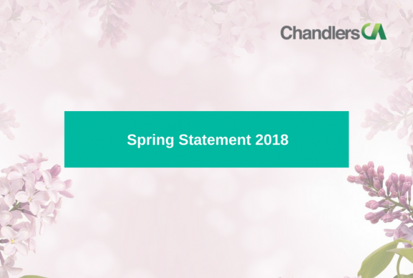 Summary of the UK Spring Statement 2018