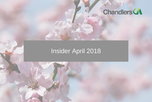 Tax Insider April 2018
