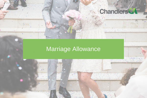Tax guide on UK Marriage Allowance