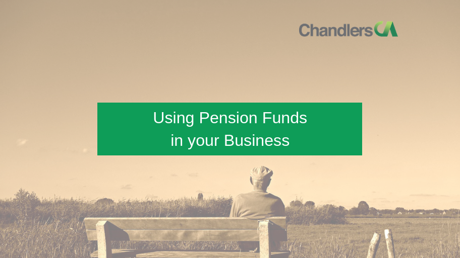 Guide to using pension funds in your business