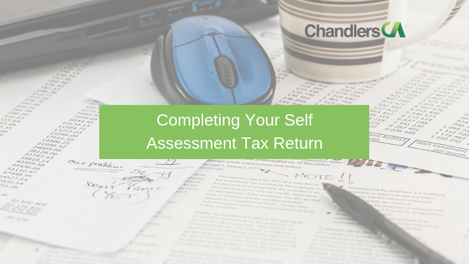 Guide to Completing self assessment tax return