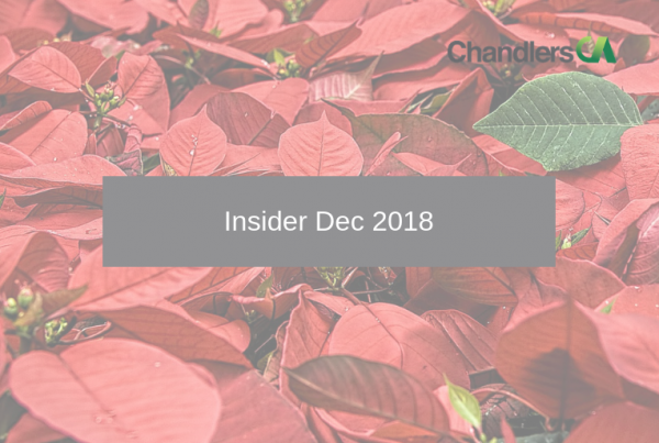 Tax Insider guide Dec 2018