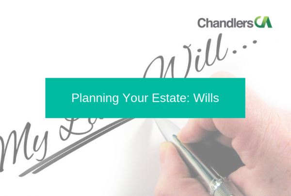 Guide to Planning your estate - wills