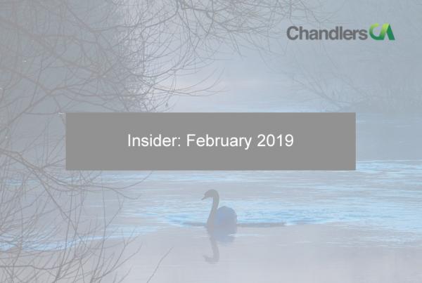 Insider: February 2019