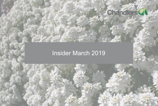 Insider March 2019