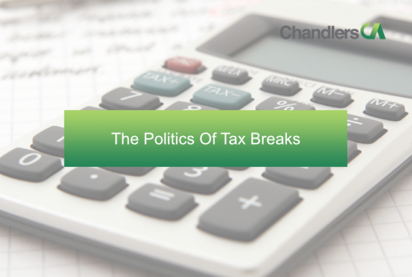 The Politics Of Tax Breaks