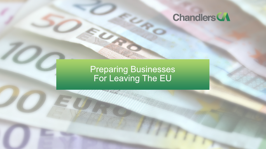 Preparing Businesses For Leaving The EU