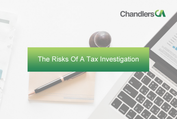 The Risks of a Tax Investigation