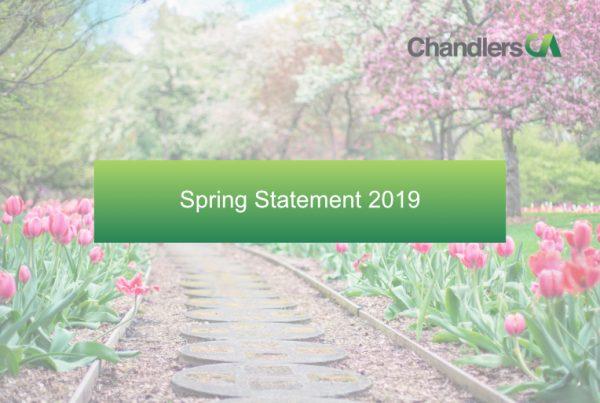 Spring Statement 2019